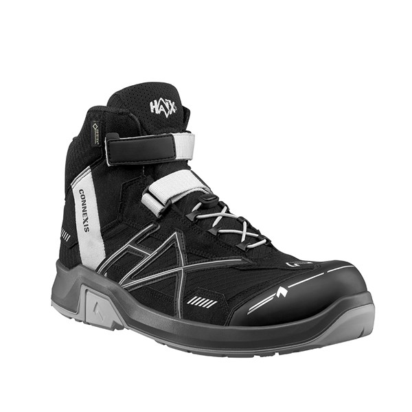 Bild von CONNEXIS® Safety GTX Mid black-silver