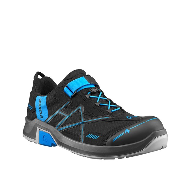 Bild von CONNEXIS® Safety T low black-blue